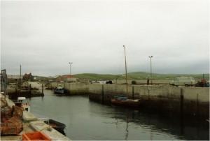 Berneray Harbour, North Uist