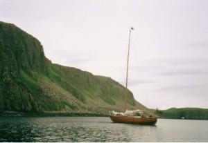 Mol Mor, Shiant Isles